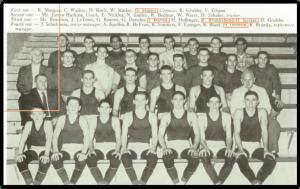 District Team Champs - Bethlehem Hurricanes (Photo Courtesy of Bethlehem H.S. Yearbook)