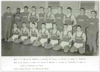 Easton Red Rovers (Photo Courtesy of Easton H.S. Yearbook)