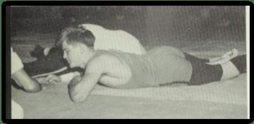 Ed Keglovits (Photo Courtesy of Northampton H.S. Yearbook)