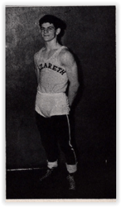 State Champ Harold Wilson (Photo Courtesy of Nazareth H.S. Yearbook)