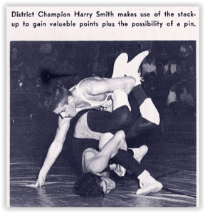 Harry Smith (Photo Courtesy of Phillipsburg H.S. Yearbook)