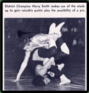 Harry Smith (Photo Courtesy of Phillipsburg H.S. Yearbook)