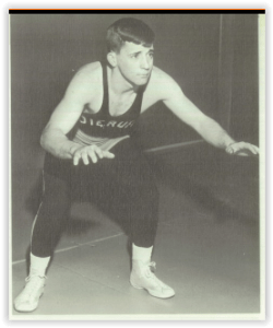 Regional Champ Ron Trexler (Photo Courtesy of Dieruff H.S. Yearbook)