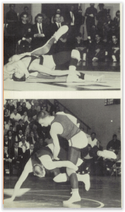 Emmaus' Schuler & Biles (Photo Courtesy of Emmaus H.S. Yearbook)