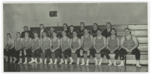 Northampton - 1964 Lehigh Valley League Champs (Photo Courtesy of Northampton H.S. Yearbook)