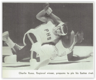 Regional Champ (Photo Courtesy of Phillipsburg H.S. Yearbook)
