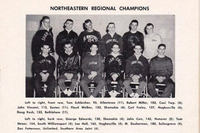 Northeast Regional Wrestling