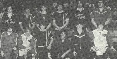 1977 District 11 AAA Champions