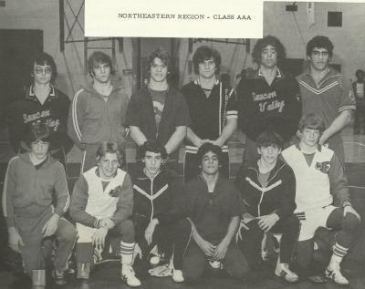 1977 Northeast Regional Champions