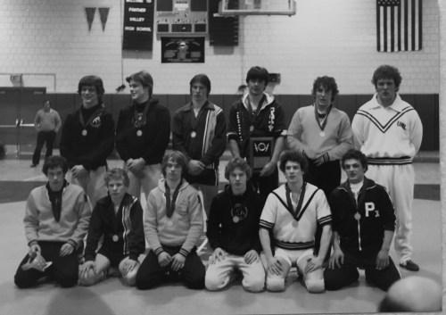 1980 Class AA District XI Wrestling