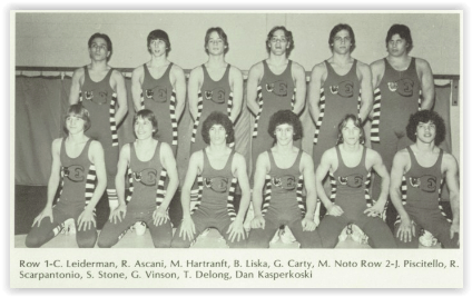 Easton High School Wrestling