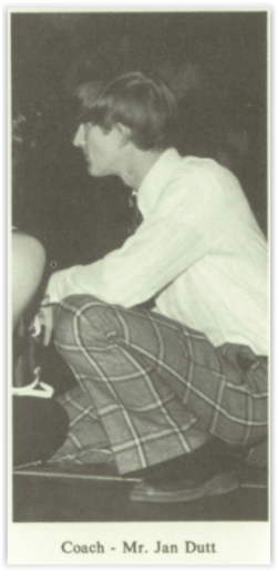 Jan Dutt