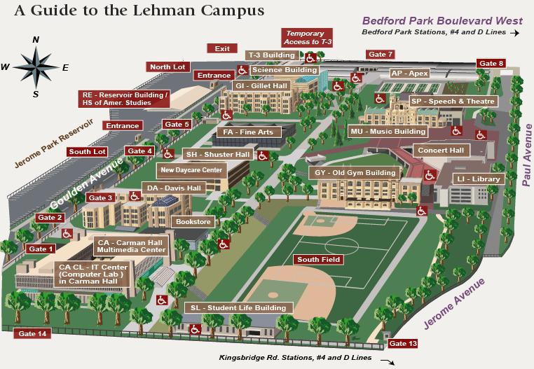 Admissions  Lehman College