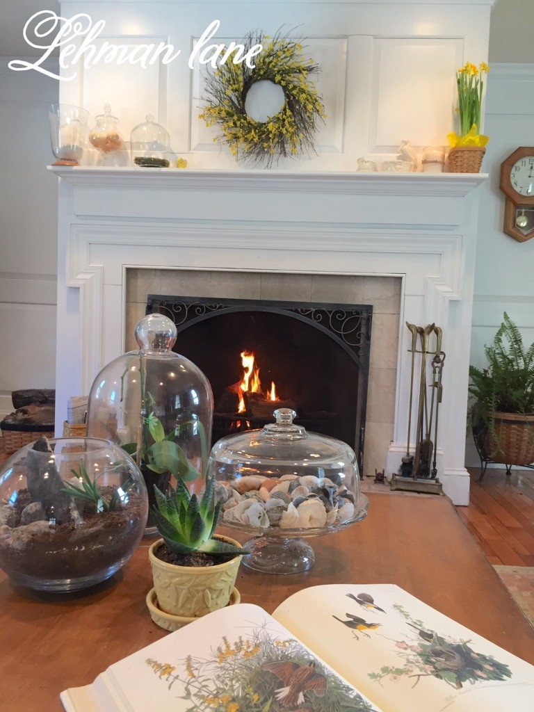 living room mantel decor how to decorate table fireplace decorating ideas for the whole year lehman lane easter