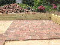 DIY Brick Patio - Lehman Lane