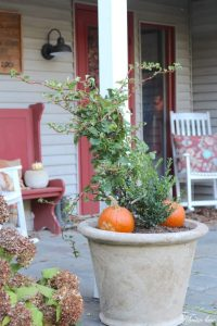 Front Porch Planters for our Pergola - Lehman Lane