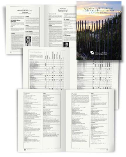 Rhode Island Mental Health Directory