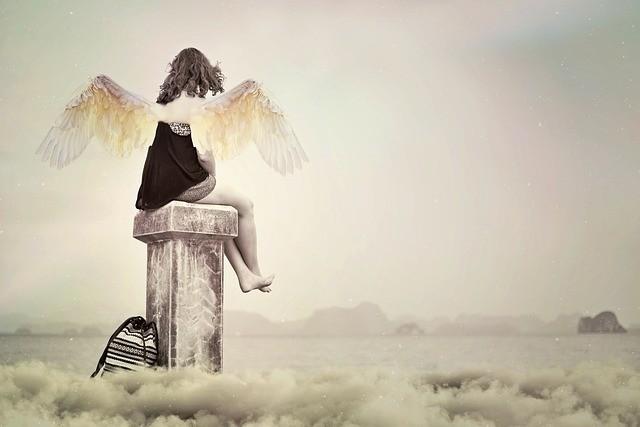 Молитва-оберег Ангелу-хранителю