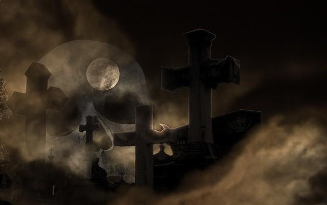 Энергетика кладбищенской земли
