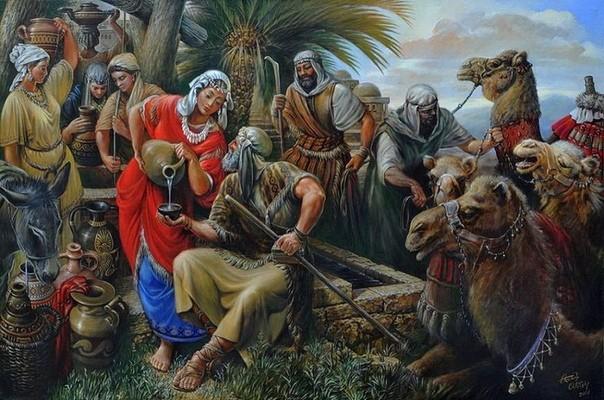 ВЕТХИЙ ЗАВЕТ - Пятикнижие Моисея - Левит