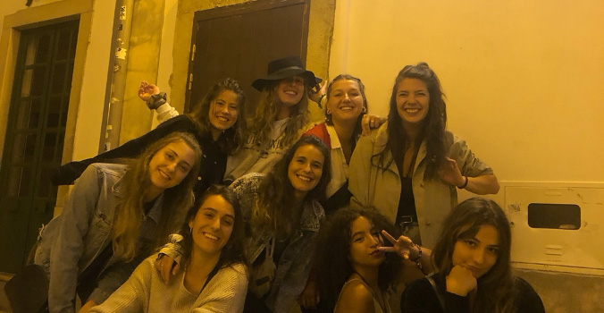 Erasmus in Faro während Corona (Primarstufe)