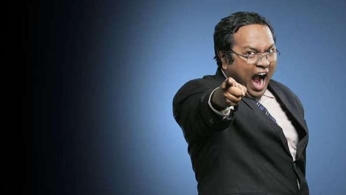 Need a weekend dose of comedy? Watch Barely Speaking With Arnub on TVF