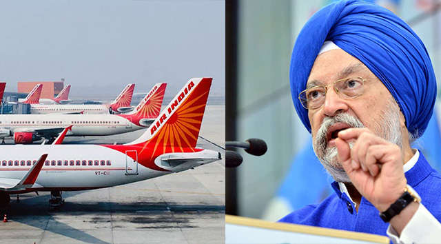 AI needs to be privatised; co-op of employees important Hardeep Singh Puri