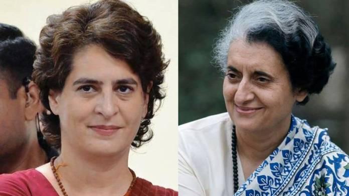 Priyanka Gandhi I'm Indira Gandhi's granddaughter, my duty to speak the truth