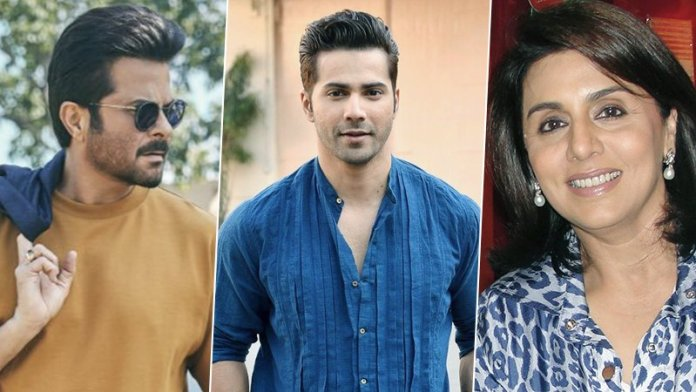 Anil Kapoor & Neetu Kapoor To Essay The Role Of Varun Dhawan's Parents In Upcoming Rom-Com?