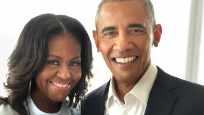 Michelle Obama Penned Down A Heartfelt Note For Her 'Favourite Guy' Barack Obama On His 59th Birthday