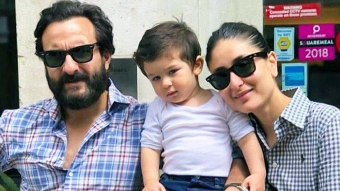 Saif Ali Khan & Kareena Kapoor Khan Are Expecting A Second Child After Taimur Ali Khan?