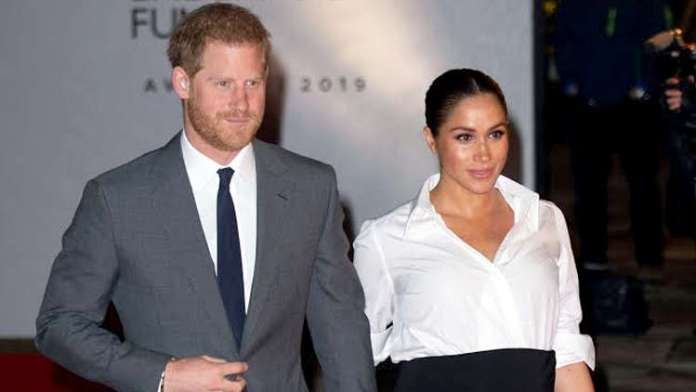 Prince Harry emotionally talks about Meghan Markle's pregnancy at a charity event