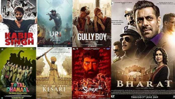 7 highest-grossing Bollywood films of 2019