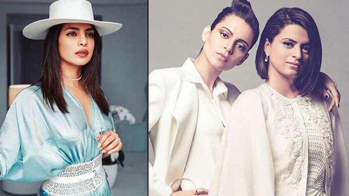 Kangana Ranaut's sister Rangoli Chandel mocks Priyanka Chopra for her #HowDareYou tweet