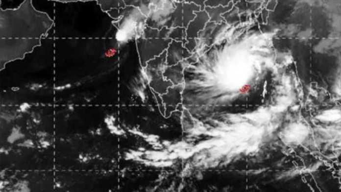 Cyclone 'Maha' spares Gujarat, showers likely for next 2 days