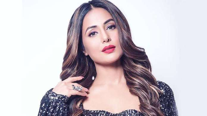 Hina Khan reveals 'Entertainment' happened to her by chance!