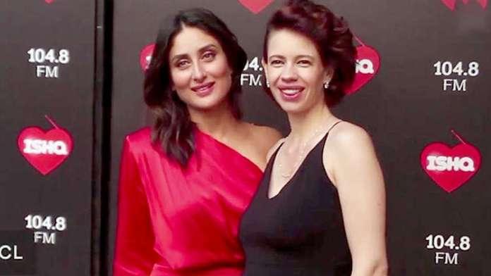 Kareena Kapoor Khan's epic reaction to Kalki's six months baby bump