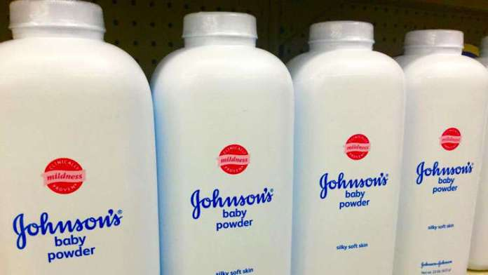 Over 30 thousand bottles recalled by Johnson and Johnson after tracing asbestos