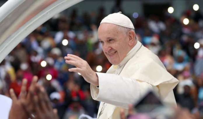 Pope, ending Mozambique visit, slams corrupt leaders