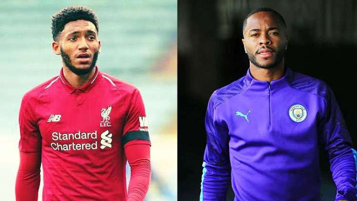 Raheem Sterling to sit out during England's European Qualifier against Montenegro after clash with Joe Gomez