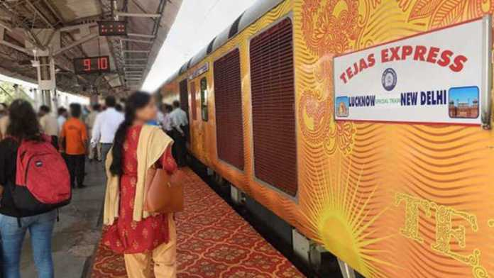 Tejas Express posts Rs 70 lakh profit in first month of operation