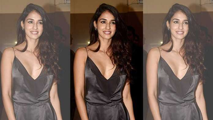 Times when Disha Patani nailed the casual look in black.