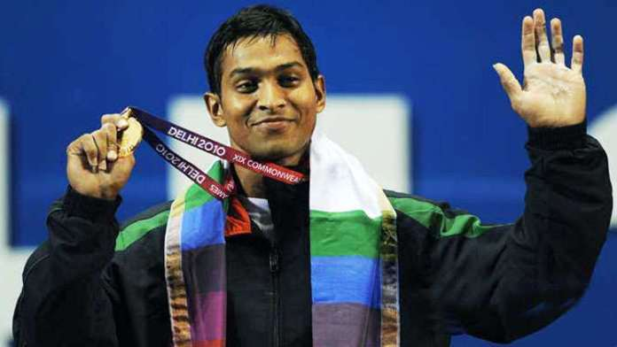 Ravi Kumar Katulu India's Commonwealth weightlifting champion is banned for 4 years!