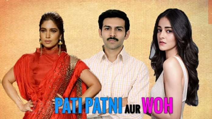 Everyhting we know about Kartik and Ananya's 'Pati Patni aur Woh'