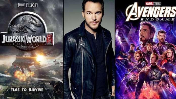 Chris Pratt COMPARES Jurassic World 3 with Oscar snubbed Avengers: Endgame