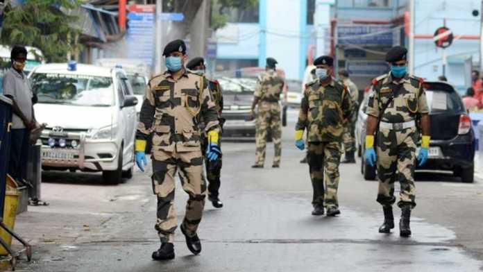 COVID-19: 5 BSF jawans with IMCT convoy in Kolkata test positive