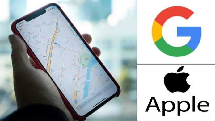 COVID-19: Google and Apple ban location tracking in their contact tracing apps