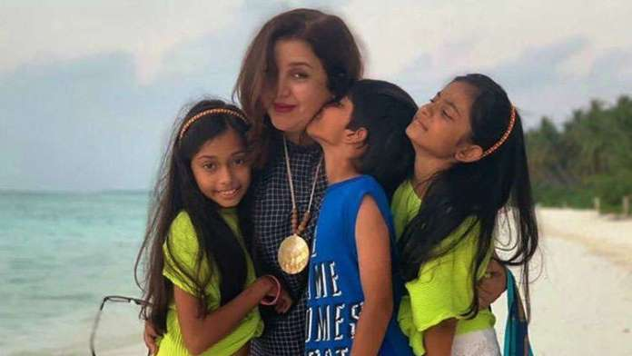 Happy birthday Farah Khan: Choreographer, Filmmaker and the Best mommy to her triplets