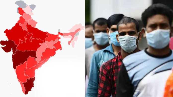 India Coronavirus Cases: 5,609 new coronavirus cases, 132 deaths recorded in last 24 hours
