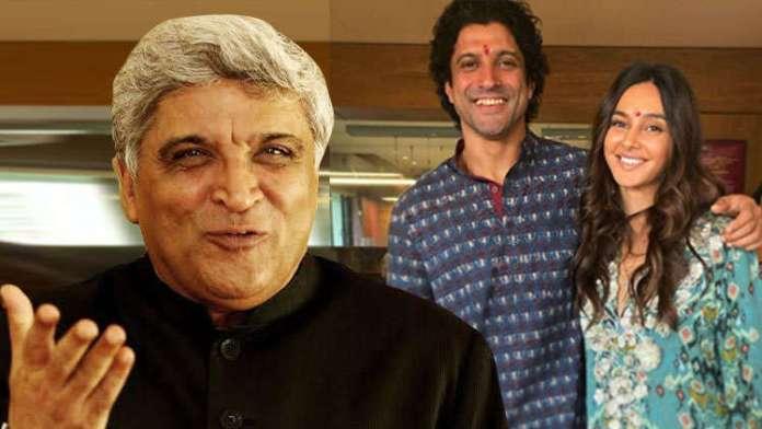 "Javed Akhtar unaware of son Farhan Akhtar's relationship with Shibani Dandekar says ""You Never Know"""